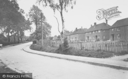 Copthorne Bank, New Town c.1960