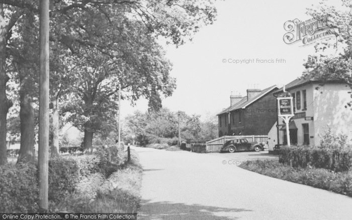 Photo of Copthorne Bank, Smallfield Road c.1960