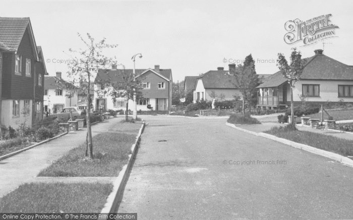 Photo of Copthorne Bank, The Meadow c.1960