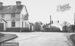 Copthorne Bank, The Prince Albert c.1960