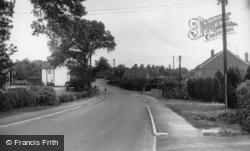 Copthorne, Brookhill Road c.1960