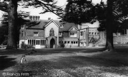 Copthorne, Franciscan Convent School c.1960