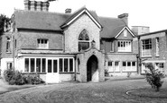 Copthorne, Franciscan Convent School c1960