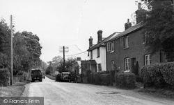 Copthorne, Main Road c.1955