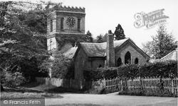 Copthorne, Preparatory School Chapel c.1960