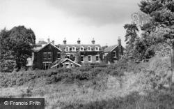 Copthorne, School c.1955