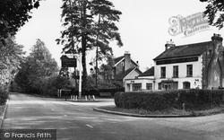Copthorne, The Effingham Arms c.1955