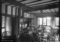 Copthorne, The Old House Tea Lounge c.1955