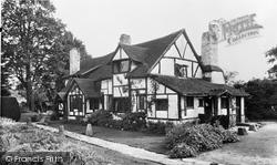 Copthorne, The Old Tea House c.1955