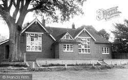 Copthorne, The Primary School c.1960