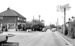 Copthorne, The Village c.1960