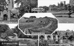 Composite c.1935, Corbridge
