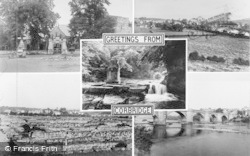 Corbridge, Composite c.1955
