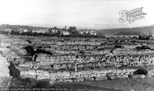 Photo of Corbridge, Corstopitum c1950, ref. C459012