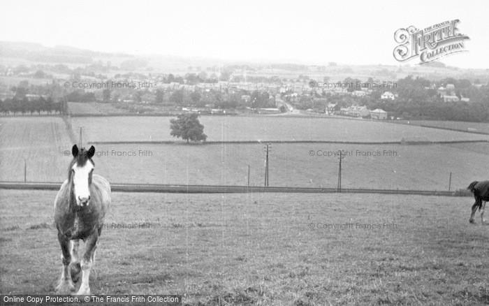 Photo of Corbridge, General View c.1955