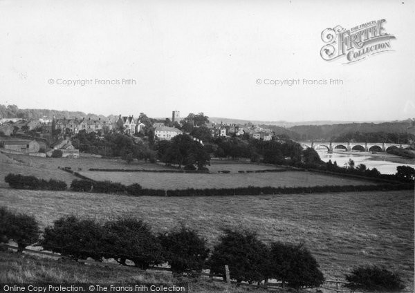 Photo of Corbridge, General View Of Town c.1955