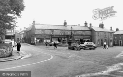 Corbridge, Market Place c.1955