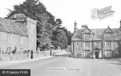 Corbridge, Monksholme c.1935