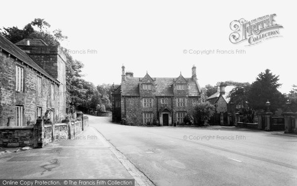 Photo of Corbridge, Monksholme, Main Street c1960, ref. C459040