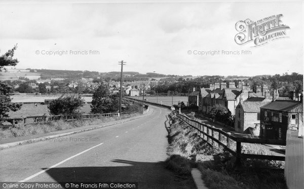 Photo of Corbridge, Station Road c.1960