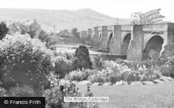 Corbridge, The Bridge c.1935