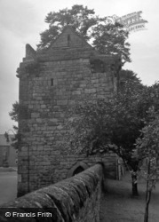 The Pele Tower 1953, Corbridge