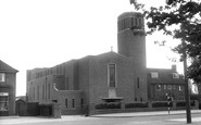 Corby, Church of Our Lady of Walsingham c1955