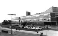 Corby, Civic Centre c1965