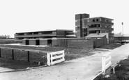Corby, Kingswood Grammar School c1965