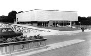 Corby, the County Technical Library c1965
