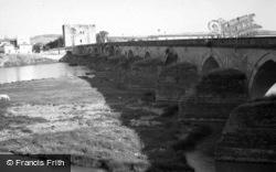 The Bridge And Calahorra c.1960, Cordoba
