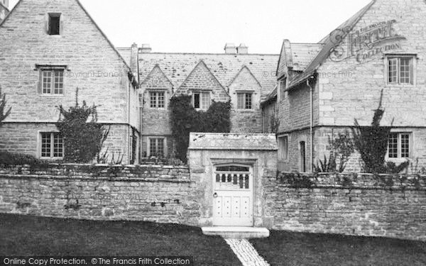 Photo of Corfe Castle, Manor House 1897