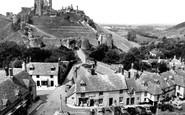 Example photo of Corfe Castle