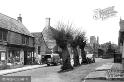 Corfe Castle, West Street c.1940