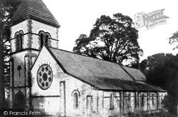 St Nicholas Church c.1869, Corfe