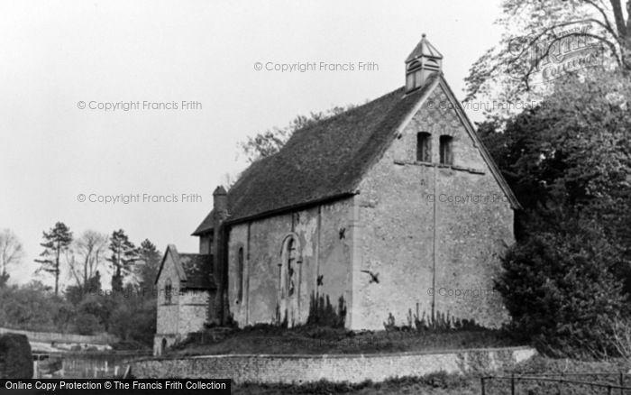 Photo of Corhampton, Church c.1960