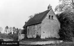 Corhampton, Church c.1960