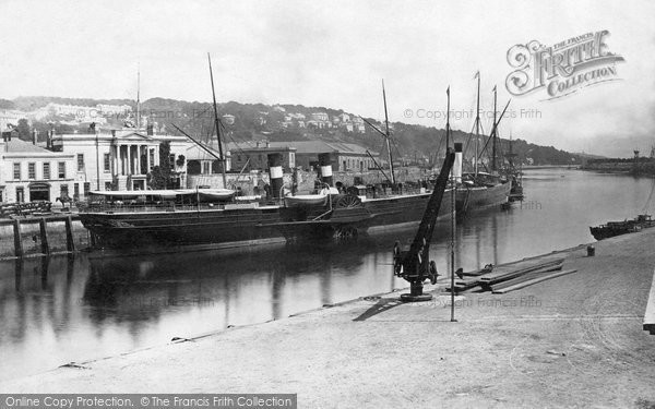 Photo of Cork, On The Lee 1898