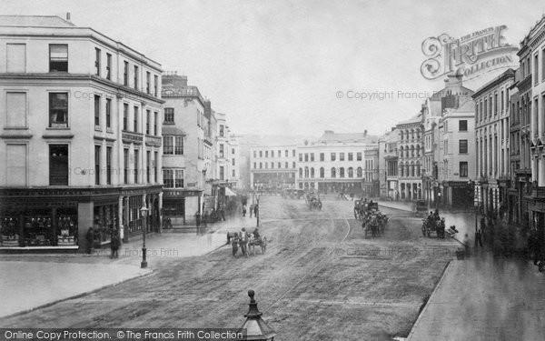 Photo of Cork, St Patrick's Street c.1899