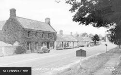Cornhill On Tweed, The Village c.1955