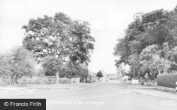 Cornhill On Tweed, The Village c.1955, Cornhill On-Tweed