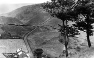 Cornholme, Road to Shore c1960