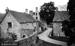 Cornwell, The Village c.1965