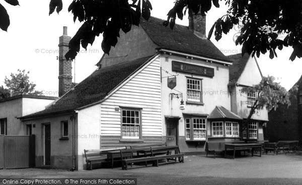 Bull Inn, Corringham, Essex.   © Copyright The Francis Frith Collection 2005. http://www.francisfrith.com