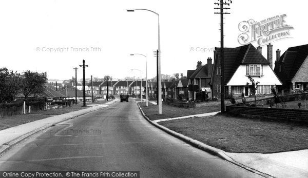 Photo of Corringham, Corringham Estate c1955