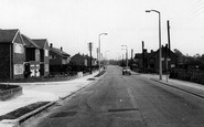 Corringham, Giffords Cross Housing Estate c1960