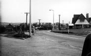 Corringham, Lampits Hill c1955