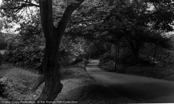 Photo of Corringham, One Tree Hill c1950