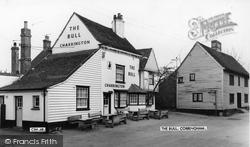 Corringham, The Bull c.1967