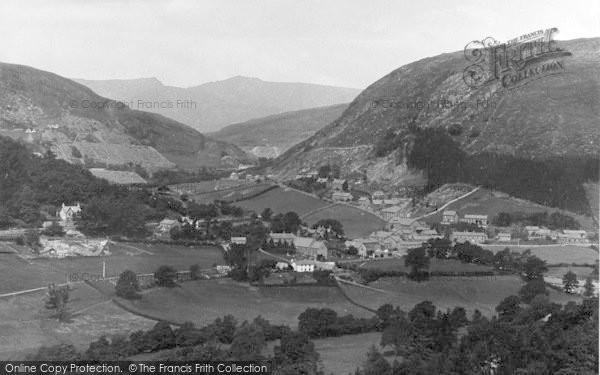 Photo of Corris, And Cader Idris 1895